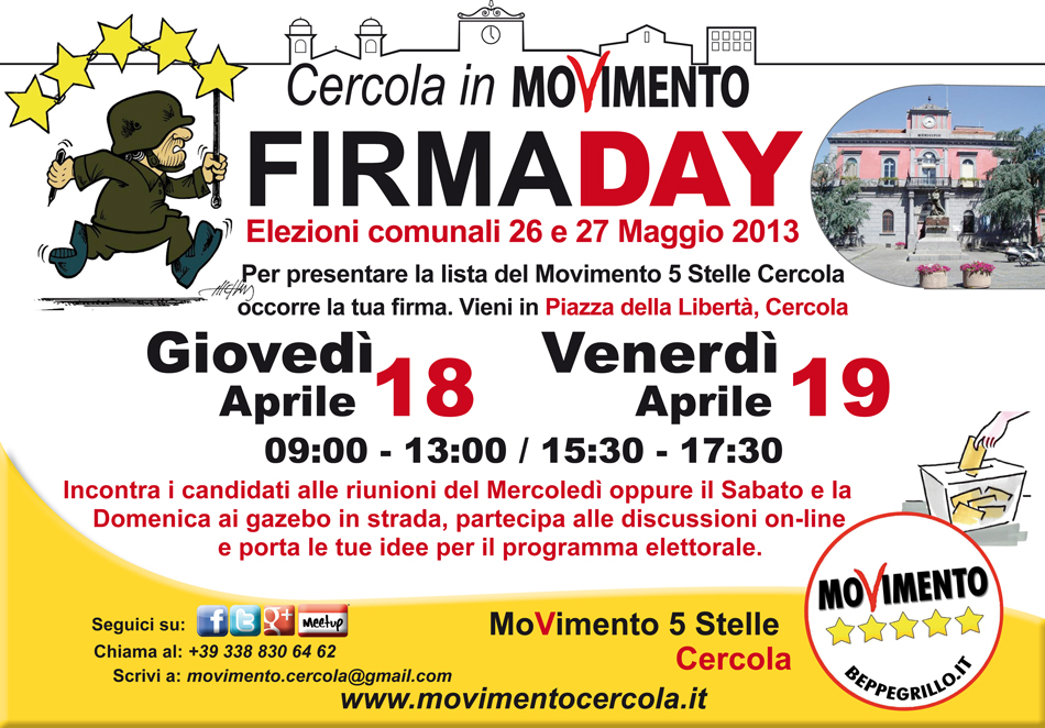 firmaDay-cercola