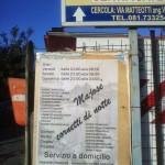 13/09/2013 ore 07:49 inizio di Via Tenente Barone - Dettaglio