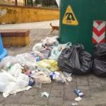 29/09/2013 ore 13.06 Via Aldo Moro in prossimità dello stazionamento autobus