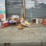 29/09/2013 ore 13.08 Via Aldo Moro di fronte allo stazionamento autobus