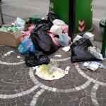 27/10/2013 ore 13.22 Via Domenico Riccardi altezza civico 257