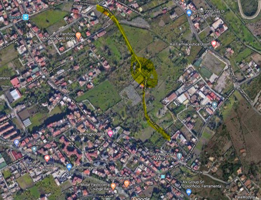 Mappa Pironti